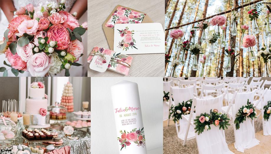 Serie 22 I Kraftpapier & Blumen