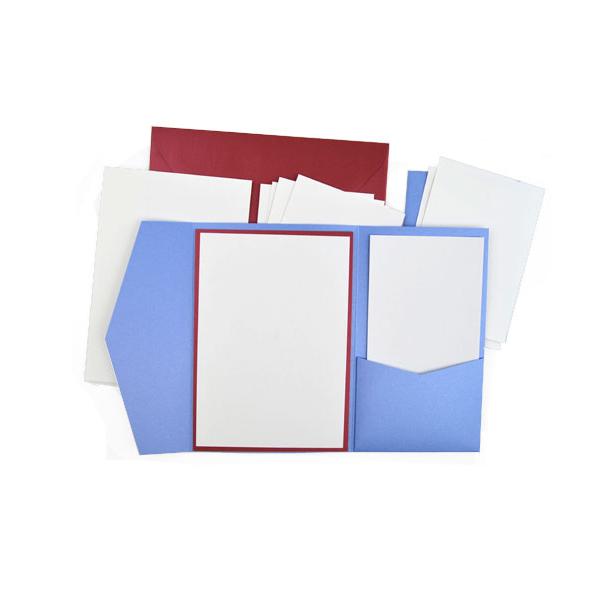 Papiermuster & Muster Pocketfolds