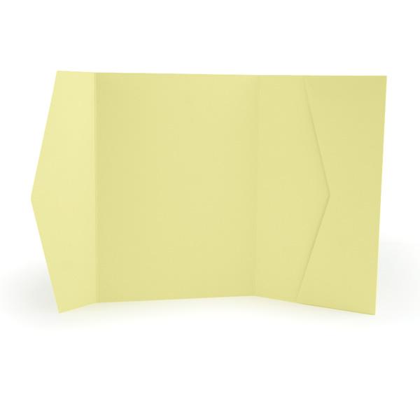 Retangolo Pocket Blassgelb