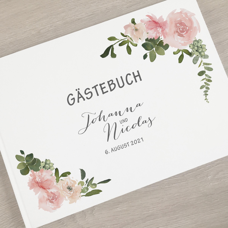Gästebuch Klassisch - Serie 50