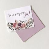 Druck-/Papiermuster Serie 36 - Misty Rose