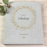 Stammbuch - Gold1