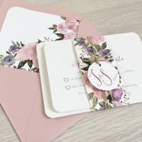 Einladung - Vintage/Boho/2018/Serie 21