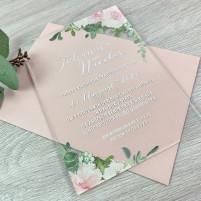 Einladung - Acryl & Blumen (50)