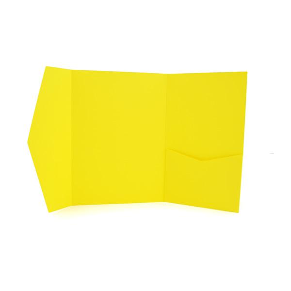 Signature Pocket Gelb