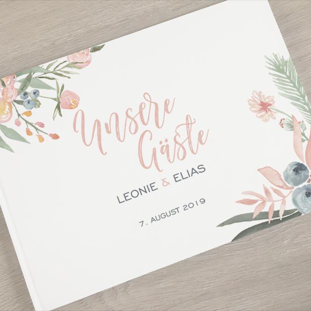 Gästebuch Klassisch - Serie 24
