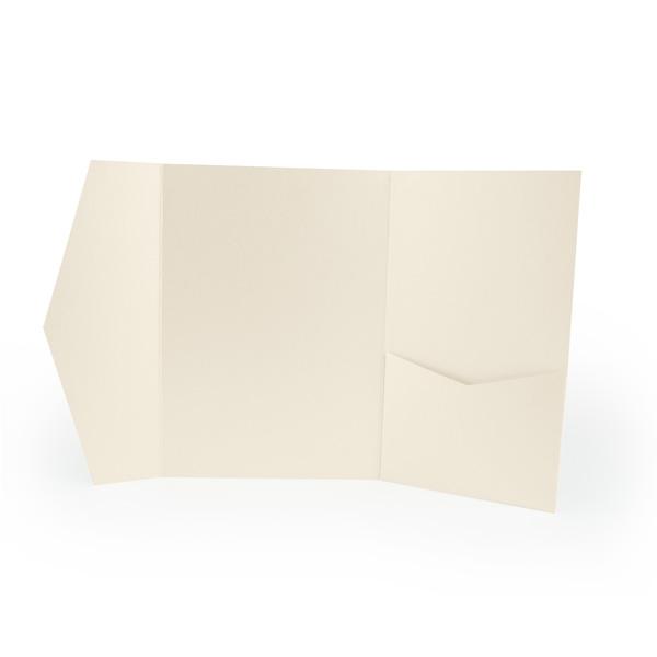 Signature Pocket Ivory